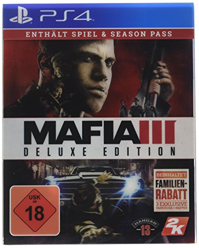 Mafia III - Deluxe Edition - [PlayStation 4]