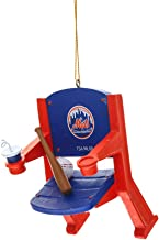 New York Mets Official MLB 4 inch x 3 inch Stadium Seat Ornament
