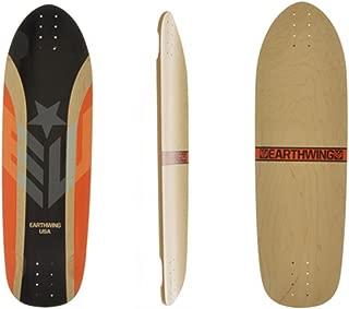 lordofbrands Earthwing Skate Skateboard Deck. Eartwing Deck Hoopty 36