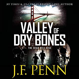 Valley of Dry Bones     ARKANE, Book 10              By:                                                                                                                                 J.F. Penn                               Narrated by:                                                                                                                                 Veronica Giguere                      Length: 6 hrs and 4 mins     2 ratings     Overall 4.5
