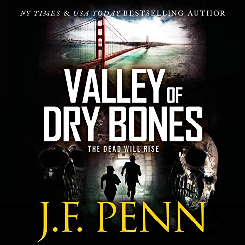 Valley of Dry Bones audiobook cover art