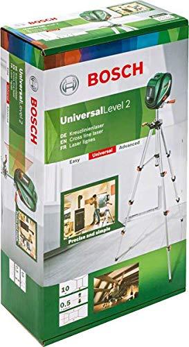 Bosch Kreuzlinienlaser UniversalLevel 2 - 3