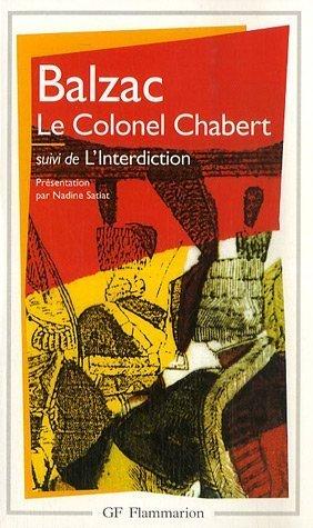 Le Colonel Chabert, suivi de \