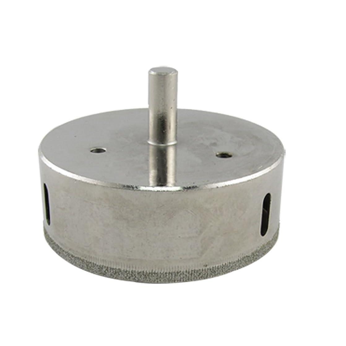 退却排出共和党uxcell コアビット ダイヤモンド 85mm の穴 ガラス 陶器 カッティング