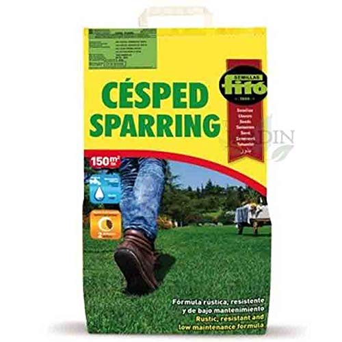 SEMILLAS CESPED Sparring compacto resistente 5 Kg. Césped de amplio espectro, fuerte,...