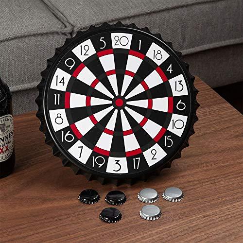 Harvey Makin Dartscheibe für Flaschenstöpsel - Party Spickerscheibe-Tisch darten