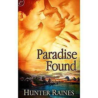 Paradise Found audiobook cover art