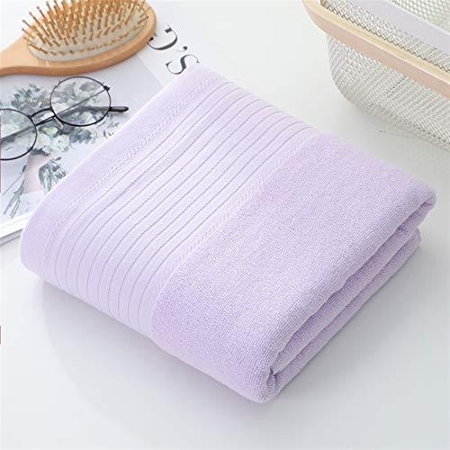 PrittUHU Secado rápido Toalla de algodón Puro Raya Cara bañera de Mano Baño Absorbente 4 Colores Regalo de Inicio 35 * 75cm (Color : Towel, Size : 2pcs)