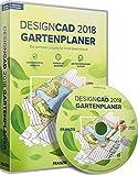 FRANZIS DesignCAD 2018 Gartenplaner Software|2018 Gartenplaner|3 Geräte|-|Für Windows PC|Disc|Disc