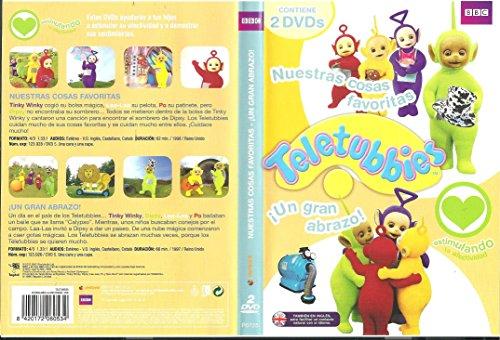 Teletubies 2 DVD Nuestras Cosas Favoritas + Un gran abrazo [DVD]