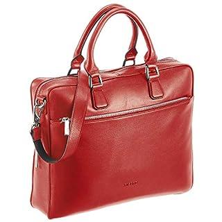 Picard Maggie Aktentasche mit Laptopfach, Rot