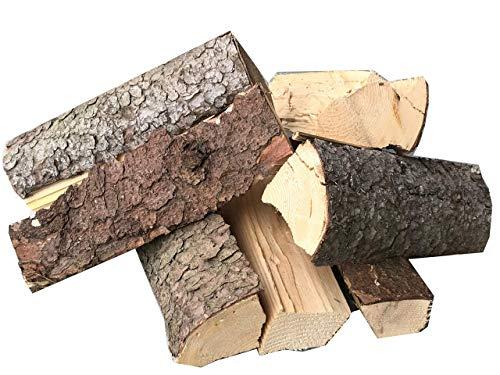 Brennholz Fichte im 10 Kg Karton trocken