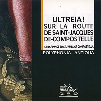 Ultreia ! Sur la route de St-Jacques de Compostelle