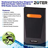 Zoom IMG-2 zoter impermeabile ip65 access control