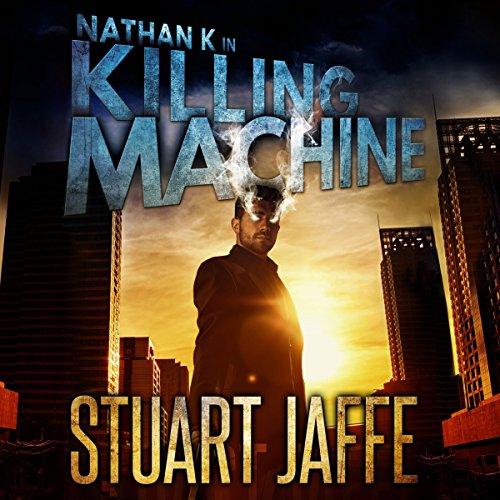 Killing Machine audiobook cover art