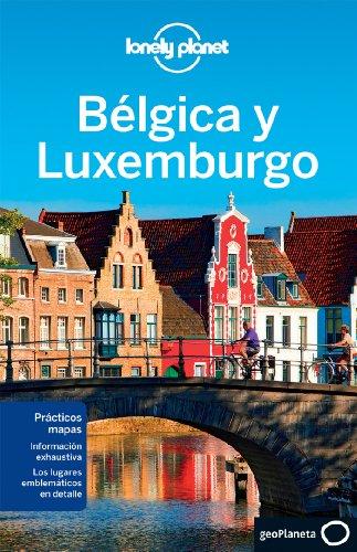 Bélgica y Luxemburgo 2 (Guías de País Lonely Planet) [Idioma Inglés]