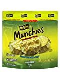 Mt Olive Munchies Kosher Dill Chips with Sea Salt, 4.8 ounces (Pack of 6)