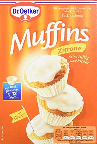 Dr. Oetker Muffins Zitrone (1 x 415 g)