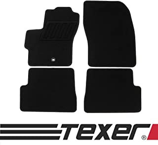 CARMAT TEXER Textil Fußmatten Passend für Mazda 3 I BK Bj. 2003 2009 Basic