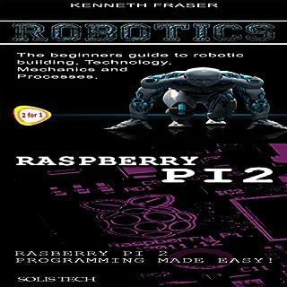 Robotics & Raspberry Pi 2 cover art