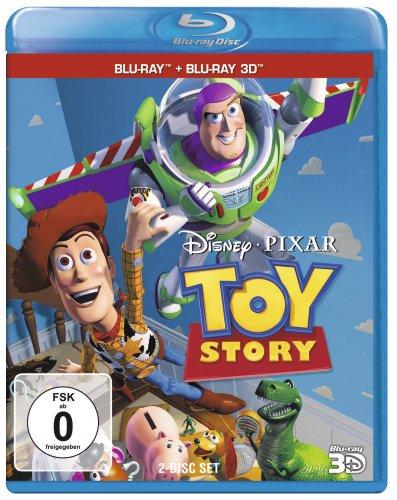 Toy Story [+Blu-ray] [Blu-ray 3D]