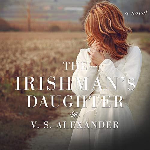 The Irishman's Daughter audiobook cover art