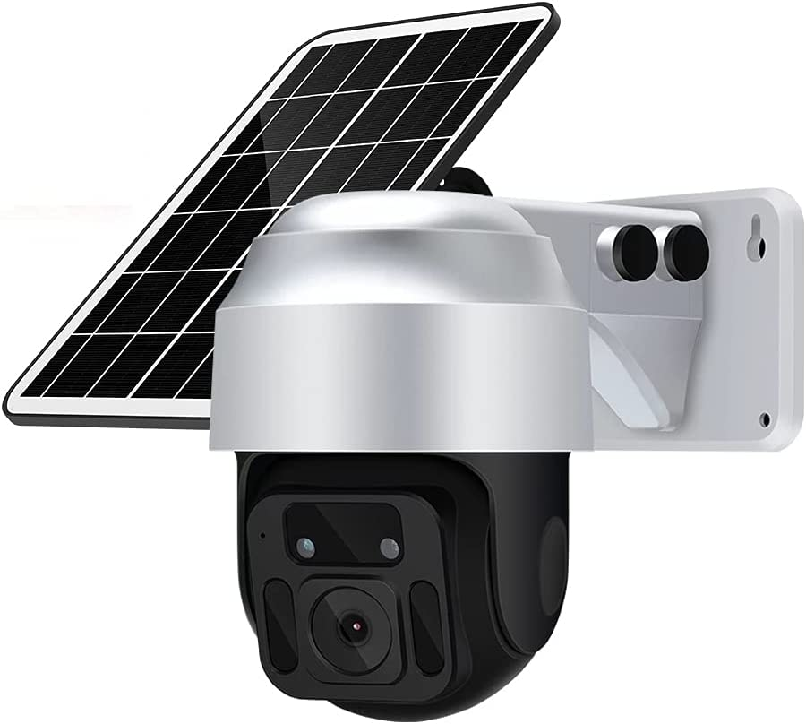 Popular product LISAQ Security Cameras National uniform free shipping Outdoor 1080P 8W Camera IP Solar