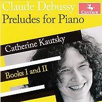 Debussy: Preludes Books 1/2