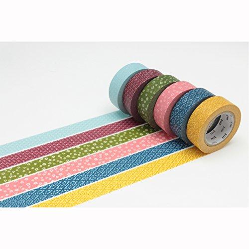 MT Japanese Paper Masking Tapes Set, Slim Tepes (MT06P003) Photo #6