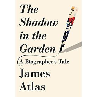 The Shadow in the Garden audiobook cover art