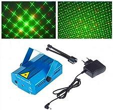 جهاز عرض صغير ديسكو صغير الحجم للضوء الاحمر والاخضر