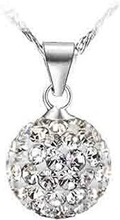 Mejor Diamond Ball Necklace de 2020 - Mejor valorados y revisados