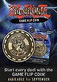 yu-gi-oh YGO-10 Flip Coin