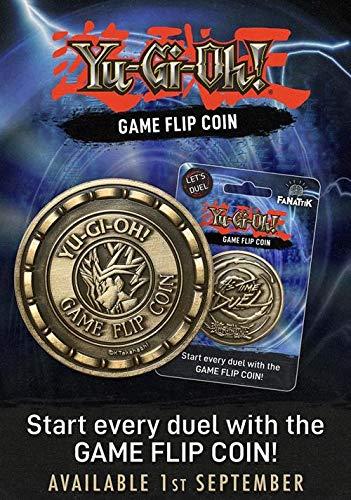 YU-GI-OH! Replik 1/1 Flip Coin 3,8 cm