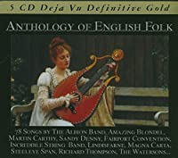 Anthology of English Folk Music