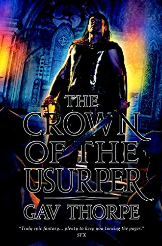 The Crown of the Usurper (The Empire of the Blood Book 3) (English Edition)