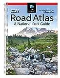 Rand McNally 2022 Road Atlas & National Park Guide (Rand McNally National Park Road Atlas and Travel Guide)