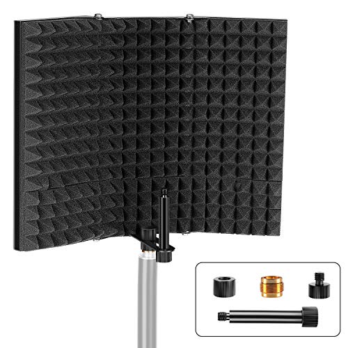 Neewer Panneau Isolation Vocal Portable...