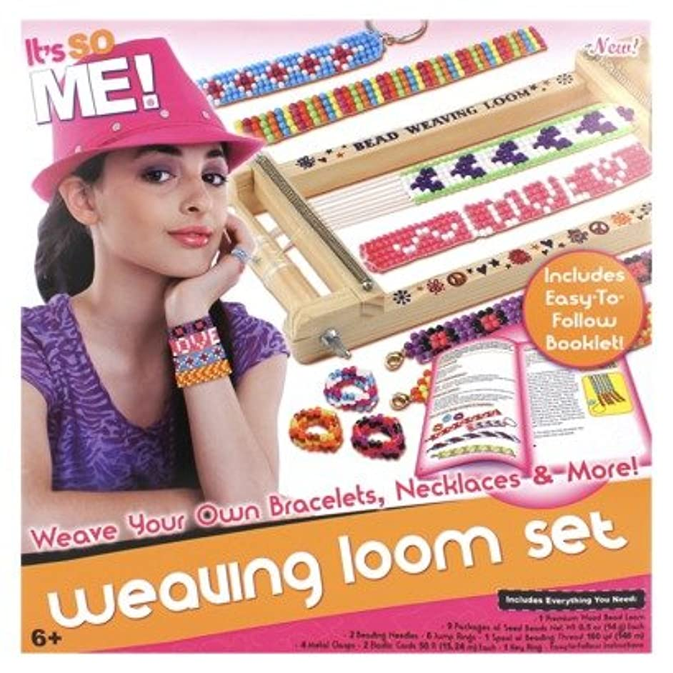 It' so me! Weaving Loom Set