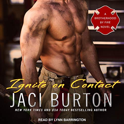 Ignite on Contact Audiobook By Jaci Burton cover art