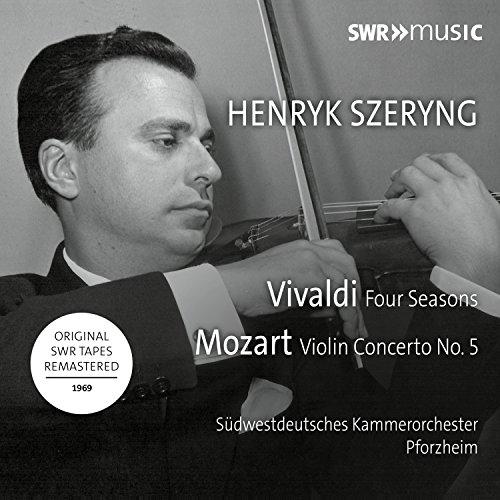 Vivaldi : Les Quatre Saisons - Wolfgang Amadeus Mozart : Concerto pour violon et orchestre n° 5 en la majeur, K 219