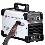 <span class='highlight'><span class='highlight'>STAHLWERK</span></span> CUT 50 ST IGBT Plasma Cutter with 50 Ampere, up to 14 mm cutting power, suitable for painted sheets & flash rust, 7-year manufacturer warranty