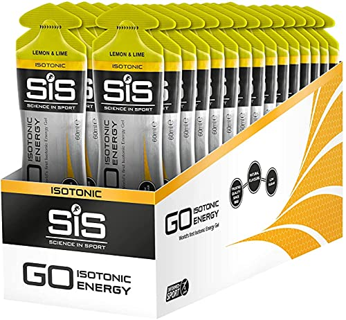 Science In Sport SiS Go Gel Energía Isotónica, Lima Limon 30 X 60ml