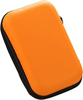 COAFIT Earphone Case Mini Square Headset Case Protective Headphone Case