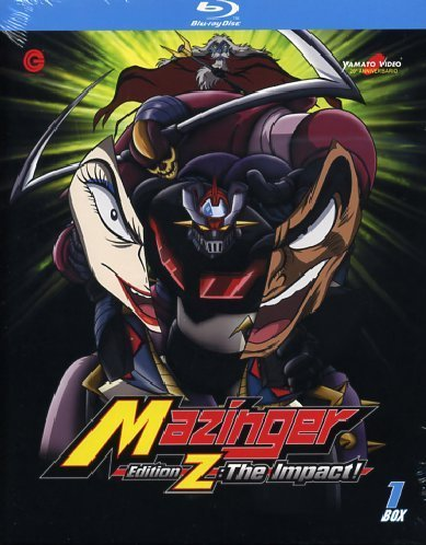 Mazinger Edition Z: The Impact Episodi 01-09 [Blu-Ray] [Import Italien]