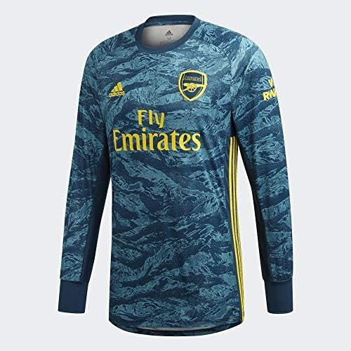adidas Primera Equipación Arsenal Camiseta Portero Hombre: Amazon.es: Deportes y aire libre