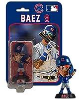 SP Images Javier Baez Chicago Cubs Imports Dragon Bobblehead Figure