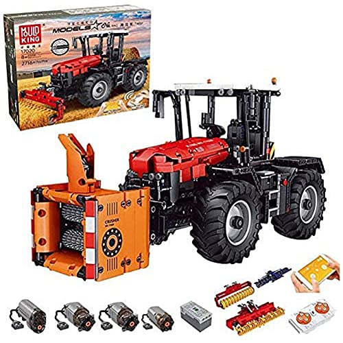 HAIRCURLER Technik Bausteine Traktor...