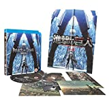 Attack on Titan: Season Three Part One - Collectors' Edition Blu-ray [Blu-ray]