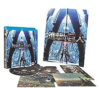 進撃の巨人 Season 3 Part 1 DVD アニメ [NTSC] [UK Import]